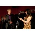 Blixten & Co tilldelas Globe Arenas Award