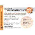 Välkommen på TiS teknikkonferens 29 september i Västerås
