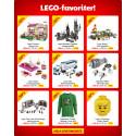 Alla LEGO-favoriter på Lekmer.se / Sista chansen! Årets adventskalendrar / Vinterlek / Julklappstips - mer än 15 000 julklappar på lager!