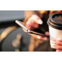 Coffe hand mobile