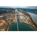 Panama Canal's widening shows improvements for Global Shipping efficiency.