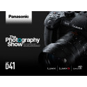 ​Panasonic to exhibit at The Photography Show