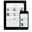 Unipush Print: Frisches App-Design für digitales Publizieren