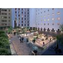 Forsen leder hotellbygge i nya Hagastaden