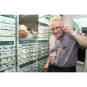 Lincolnshire grandfather has sight-saving referral following routine eye test