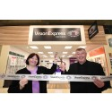 Gateshead MP opens new Trinity Square opticians