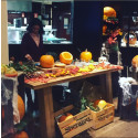 Halloween - workshop med Anitha Schulman på Sheraton Stockholm
