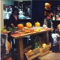 Halloween - workshop med Anitha Schulman på Sheraton Stockholm