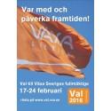 Växa Sverige går till val digitalt