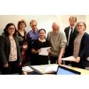 651 500 kronor till studier om ekumenik och fred