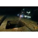 National Geographic Society stödjer utforskningen av det svenska krigsfartyget Mars