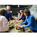 En lyxig julklapp och jubileumserbjudande!  Ge bort en guidad matvandring på Öland.