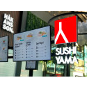 Idag öppnar Sushi Yama i Gränbystaden