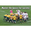 Mastering the basics is key to campaign success – in sports and marketing