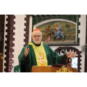 Anders Arborelius predikar