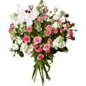 Alltid rätt med rosor till mor