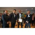 Alligator Bioscience vinnare av SwedenBIO Award 2016
