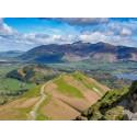 Ramblers Walking Holidays: Cat Bells Ridge, Lake District