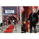 MatHems nya lager i Veddesta öppnat på rekordtid