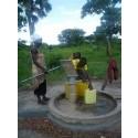 Eden tukee maailman vesipäivää avustamalla puhtaan veden saantia Afrikassa