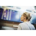 Swedavia passenger statistics, April 2018