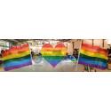 Högevall + LundaPride = PridePoolParty