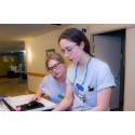 Att lära i par ger sjuksköterskor tryggheten de behöver