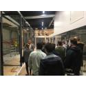 Vår samarbetspartner AMEXCI börjar närma sig invigning av sin fabrik!