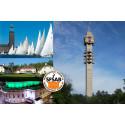 Vad har Kaknästornet, Stockholms stadshus och Harpsund gemensamt?