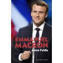 Första biografin på svenska om Emmanuel Macron
