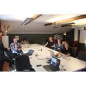 Inspirerande rundabordssamtal om hållbar upphandling utav datorer och bildskärmar i projektet GreenS