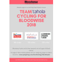 Team Tahola Cycling for Bloodwise