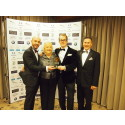 Aussie Grand Parents Win Coveted Qsi Professional Driver Award in Best Start Up Chauffeur Company 1 year after arrival in the UK!