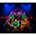 Bröderna Lindgren – en rockkonsert för barn 4 maj