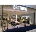 Brothers utökar butiksnätet