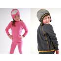 Nya härliga barnkläder i 100 % ull utan sticks!