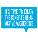 I Will If You Will challenges businesses to get their workforces active