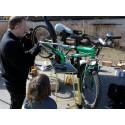 Sportson Patrol gör Kungsbacka miljövänligare under Centimetermarathon