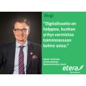 Marko Parkkinen: Mitä jokaisen yrittäjän tulisi ymmärtää digitalisaatiosta?