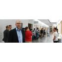 Robotikforskare från hela världen på besök i Örebro