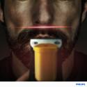 Få laserskarpt skæg med Philips BeardTrimmer 9000