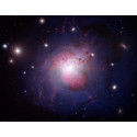 Perseus A: A Monster Galaxy at the Heart of Perseus Cluster