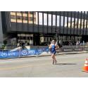 Lotte Miller med karrierebeste på olympisk distanse i verdensserien (WTS) i triatlon