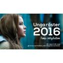 Ny ungdomsstudie: Unga känner oro inför framtiden och saknar vuxenstöd