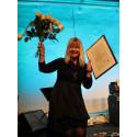 Interflora utser Nässjöföretagare till Årets Handlare