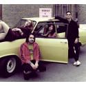 "Baronen & Satan: ""Garagedeath"" Quartet  Release New Single ""Elisa"" and LP ""Satan Is A Lady"" | Dirty Water Records USA"