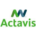 Idag lanserar Actavis den nya logotypen