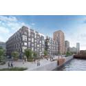 Skanska investerar cirka 430 miljoner kronor i kontorshuset Epic på Universitetsholmen i Malmö