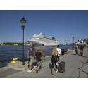 Utomeuropeiska besökare står för den största ökningen av gästnätter i Stockholm i juni