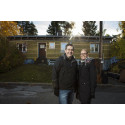Sveriges första nära-noll-renoverade småhus